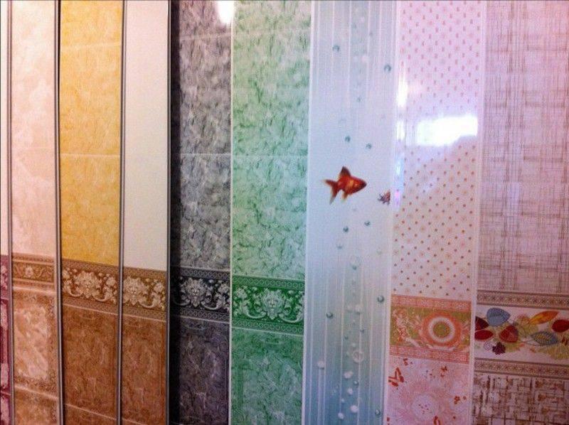 Пластиковые панели для стен и потолка в Смоленске