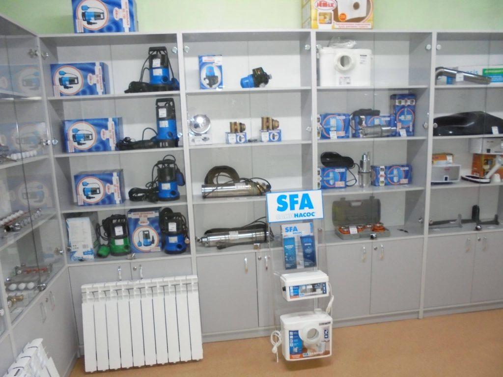 Водяные насосы купить в Смоленске