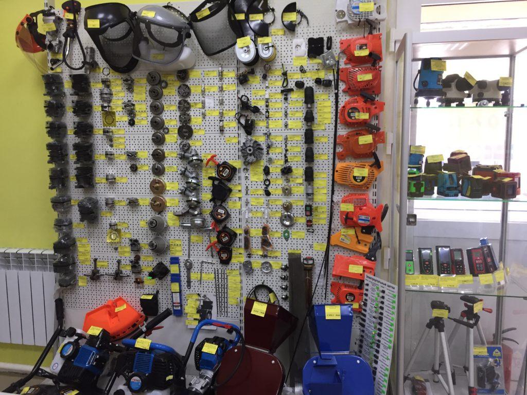 Запчасти для ремонта бензоинструмента