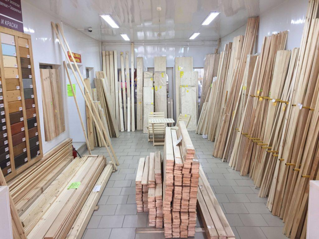 Доски Вагонка в Смоленске купить в Городе Мастеров