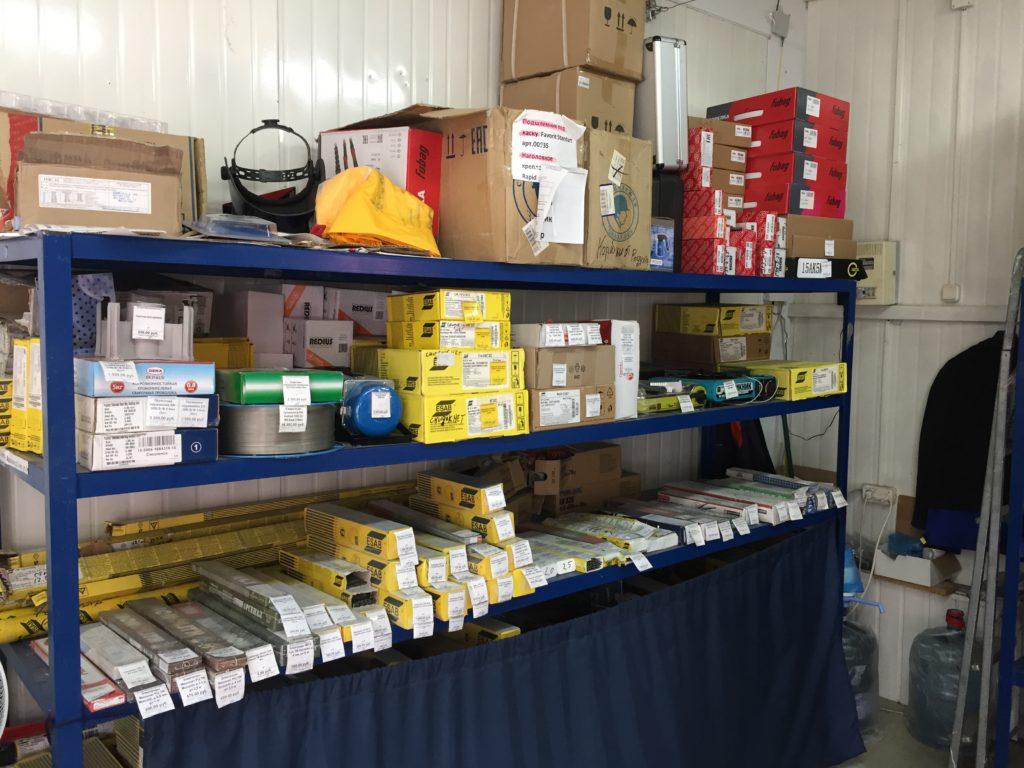 Электроды для сварки купить в Смоленске в городе мастеров