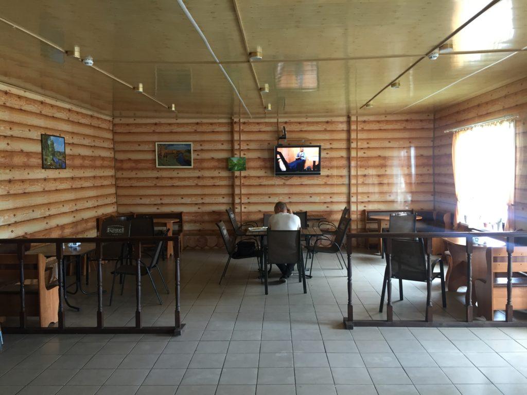 Столовая в Смоленске Город Мастеров кафе