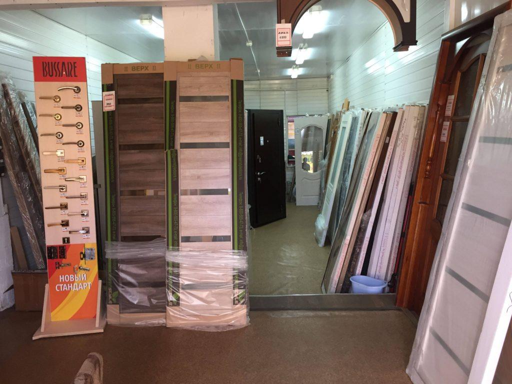Двери дверные арки в Смоленске купить