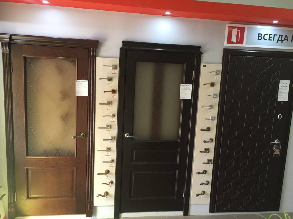 Двери входные и Межкомнатные в Смоленске