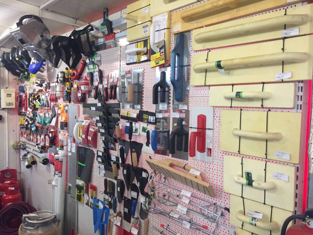 Шпатели миксеры для грунта и тд в Смоленске Малярный инструмент.