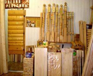 Детали для деревянных лестниц в Смоленске в Городе Мастеров